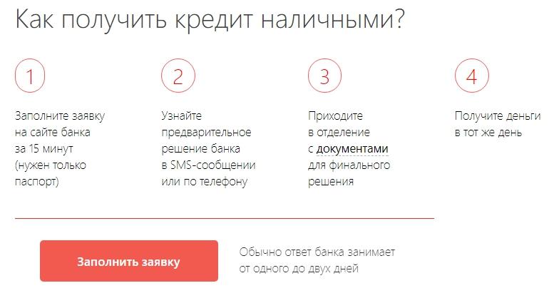 Оформить кредит банка Совкомбанк - Кредит Экспресс