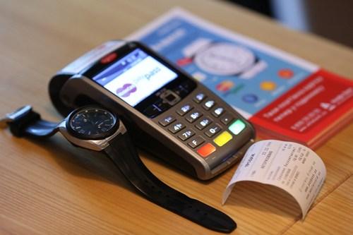 Альфа-Банк paypass