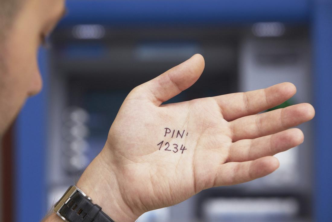 Альфа-Банк пин код